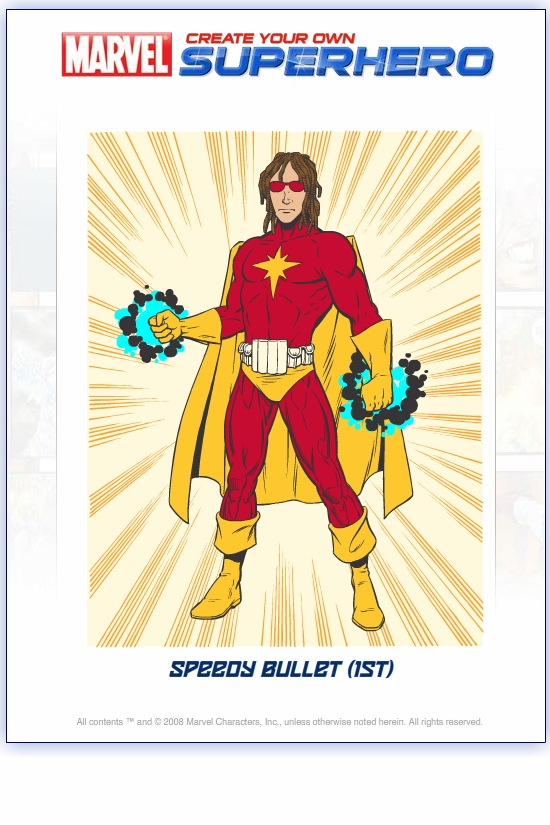 Ge. Commander Speedy Bullet of Astra-Command