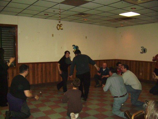 Traditional Greek Dance